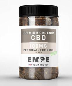 Organic CBD Treats for dogs Jerky