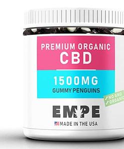 CBD Gummy Penguins 1500mg