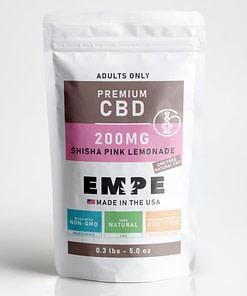 CBD Shisha Pink Lemonade - 5oz