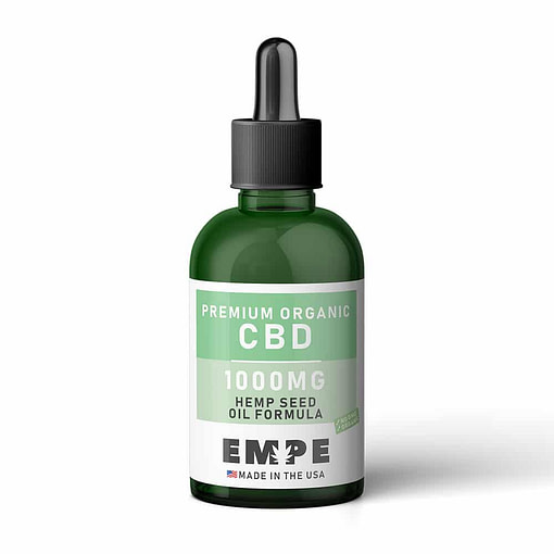 Cbd Oil Hempseed Tincture