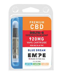 Delta-8 Vape Cartridge Blue Dream