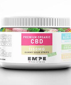Cbd Gummy Sour Strips