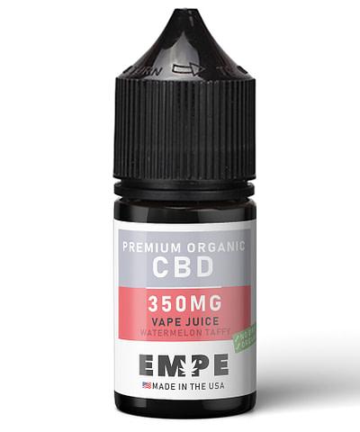 Organic CBD Vapejuice puffy watermelon
