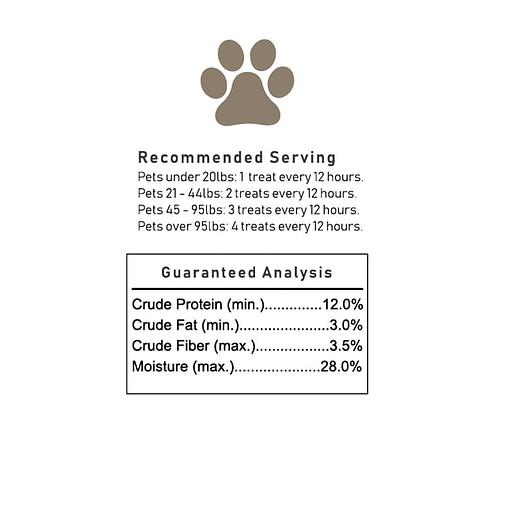 CBD for Pets - Steak 100mg Serving