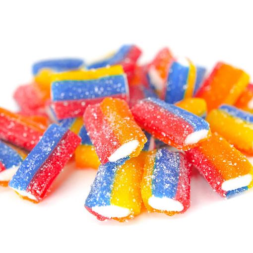 CBD Sour Pack Gummies 750mg or 1500mg
