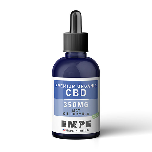 Tincture mct oil 350 mg